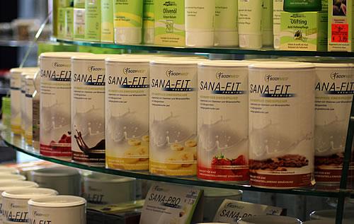 Produkte von Sanafit